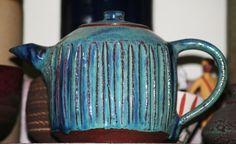 Tea Pot by Jugal Kishore Sankhyan of Andretta Pottery