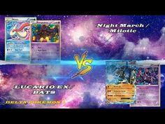 Final City Juiz de Fora 1/2- Victor Freitas(Night March/Milotic) vs Marcio Afonso(Lucario Ex/Bats) - YouTube