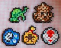 animal crossing perler beads - Google Search