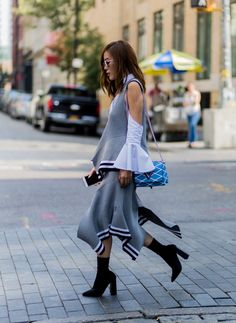 The Best Fashion Inspo We've Gotten From NYFW So Far