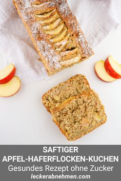 Healthy Dessert Recipes, Health Desserts, Healthy Foods To Eat, Healthy Baking, Easy Desserts, Apple Desserts, Healthy Nutrition, 100 Calories, Calories Apple