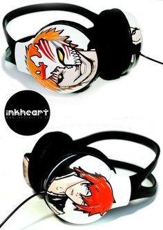 I found 'Bleach Headphones' on Wish, check it out!