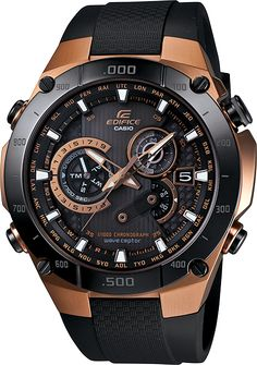 Casio Edifice - EQWM1100CG-1 Mens, Analog, Wrist, Watch