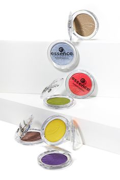 #essence mono #eyeshadows