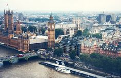 LONDON <3 Amongst the world's most frequented areas London secures an element for everyone: with history and culture to five-star…