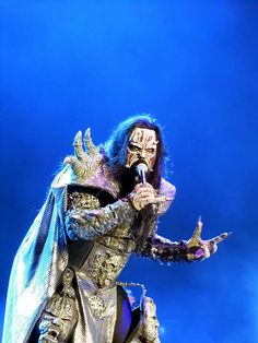 Mr Lordi, Lordi - Hellfest 2013 by Neutron 29 Rock Music, My Music, Glam Metal, Black Angels, Power Metal, Music Clips, Best Rock, Alternative Music, Metalhead