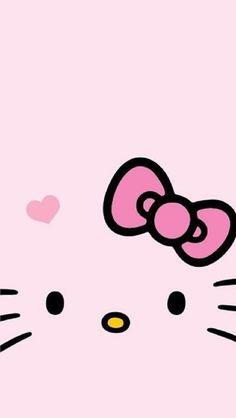 O Kitty Backgroundso Kitty Iphone Wallpaper Sanrio Wallpaper Cartoon Wallpapero
