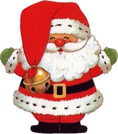добрый дед мороз новый год картинка