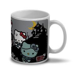 Caneca Hello Kitty - Skull