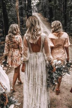 Chic Bohemian Wedding Theme Ideas ★ See more: www. - - Chic Bohemian Wedding Theme Ideas ★ See more: www.weddingforwar… Chic Bohemian Wedding Theme Ideas ★ See more: www. Bohemian Wedding Theme, Bohemian Wedding Dresses, Wedding Gowns, Vintage Lace Weddings, Bohemian Weddings, Chic Vintage Brides, Wedding Garter, Romantic Weddings, Bridal Gown