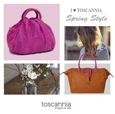 Toscannia creates elegant and trendy leather handbags, handmade in Limited Edition in the Tuscany. http://www.toscannia.com/leather-bags
