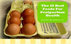 The 10 Best Foods For Postpartum Health   Modern Alternative Kitchen
