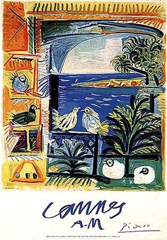 PICASSO - CANNES A.M.