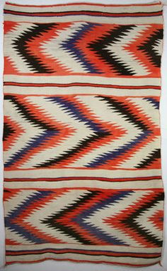 navajo transitional blanket