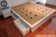Furniture designed & manufactured by DXXI, Buenos Aires, Argentina. Muebles…