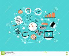 Line Design, Web Design, Successful Online Businesses, Thin Line, Wedding Card Design, Line Icon, Internet Marketing, Infographic, Doodles