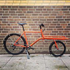 Cargo Bike, Bicycle Design, Cool Bikes, Wall Colors, Copenhagen, Trailers, Inspire, Dreams, Cool Stuff