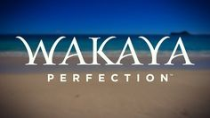 NEW Wakaya Perfection Opportunity Video We at #Wakaya have officially launched and I am looking forward to introducing you to all of our wonderful #nogmo #organic products.  Sarah.mywakaya.com