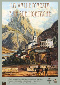 Guide Alpine Courmayeur - Mostra: la Valle d'Aosta e le sue Montagne - 2015