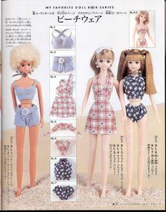 My Favorite Doll Book - Jenny & Friend Book 18 - Patitos De Goma - Picasa Web Albümleri