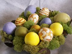 S'mee's Recipes! (recismees!): Natural Dye Easter Eggs