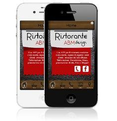 Una app completa per il ristorante moderno e alla moda. Tutte le informazioni importanti per l'attività sono incluse nella app: Presentazione, Menu, Prenotazione diretta, foto gallery, mappe geografiche. www.abmdesign.org