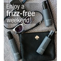 Don't battle frizz this fall. The Kenra Smooth® Anti-Frizz Collection smooths the hair cuticle, reducing frizz for a softer, more manageable finish!