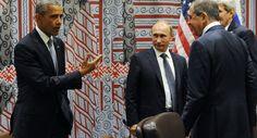 """كتب روجر كوهين في مقالته بصحيفة نيويورك تايمز الأمريكية في عددها الصادر الاثنين 8 فبراير/شباط أن """"سياسة الرئيس الروسي فلاديمير بوتين في سوريا واضحة بشكل كاف، وتتلخص في تعزيز موقف حكومة الرئيس…"""