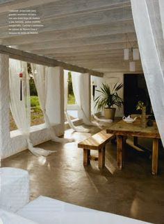 Summer house in Formentera