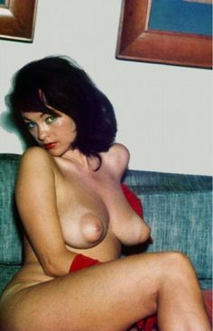 Vintage busty tits busting out
