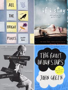 7 Of The Saddest YA Books You Must Read If You're Trying To Cry