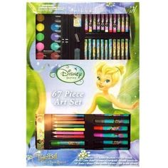 Fairies 67 Pack Art Set (Fabs), 2015 Amazon Top Rated School Supply Storage Boxes #OfficeProduct
