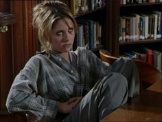 When Buffy wore flannel and ill-fitting pants