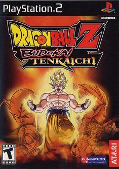 Dragon Ball Z Budokai Tenkaichi para PS2
