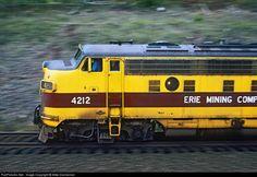 RailPictures.Net Photo: LTV 4212 LTV Steel Mining Company EMD F9(A) at Cramer, Minnesota by Mike Danneman