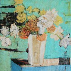 LOVE Gabriela Ibarra and flowers