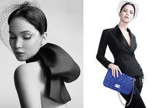 Jennifer Lawrence na nova campanha da Miss Dior