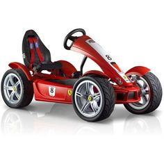 Go kart a pedali Ferrari FXX Exclusive di #Ferrari  via @ChapakiItalia