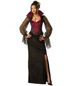 Deluxe Vampire Temptress Womens Costume | Blossom Costumes