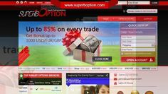 Let your investments grow through binary options trading when you open a TopOption account today at www.superboption.com. It's simple, easy, and fast, so sign up now and make profits!