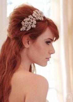 Bride Hair | Jóias Avivar
