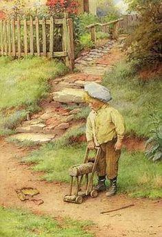Charles Edward Wilson (1854 – 1951, English)