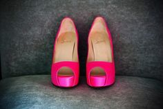 bright pink louboutins! I NEED THESE!!!!!!!