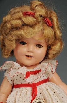 *SHIRLEY TEMPLE DOLL