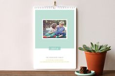 Happy Reminder Standard Calendars by Karidy Walker at minted.com