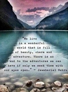 Let's our wonderful World be safe.....<3