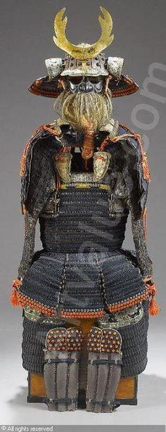 A haramaki do gusoku sold by Bonhams, London, on Tuesday, November 06, 2007