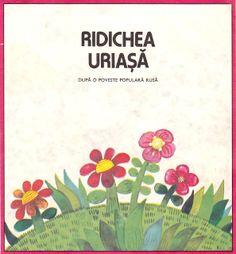 Done Stan - Ridichea uriasa illustrations