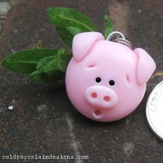 Ideas For Pasta Art Projects Cold Porcelain Polymer Clay Figures, Polymer Clay Animals, Cute Polymer Clay, Cute Clay, Fimo Clay, Polymer Clay Projects, Polymer Clay Charms, Polymer Clay Creations, Clay Beads