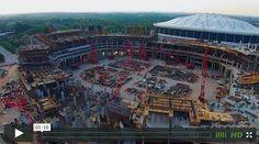 Vol au dessus du chantier du New Atlanta Falcons Stadium http://www.ostadium.com/news/464/vol-au-dessus-du-chantier-du-new-atlanta-falcons-stadium